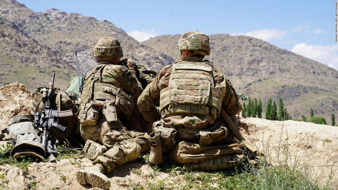 WaPo: Documents show US lied about Afghan war