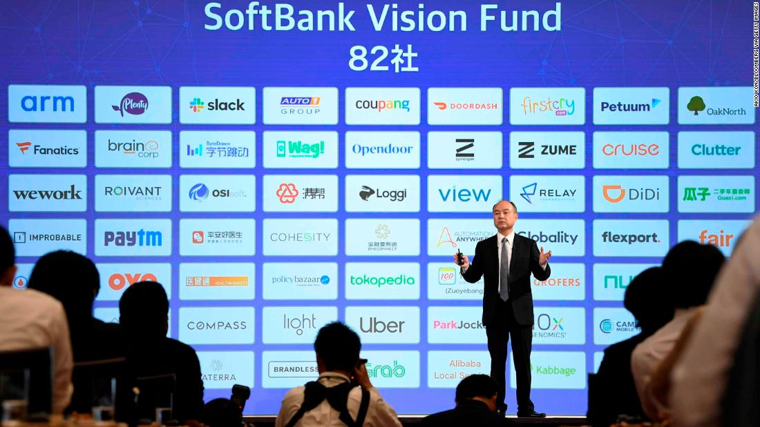 SoftBank's troubles don't end with Wag. Here are 5 more Vision Fund investments to watch closely