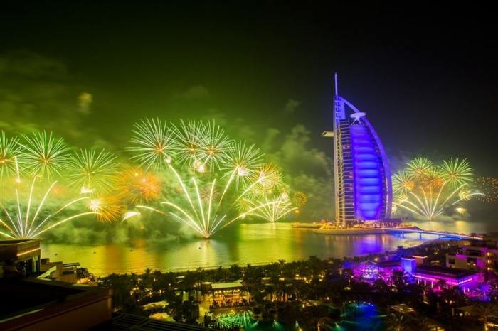 Dubai prepares for New Year's Eve extravaganza | News